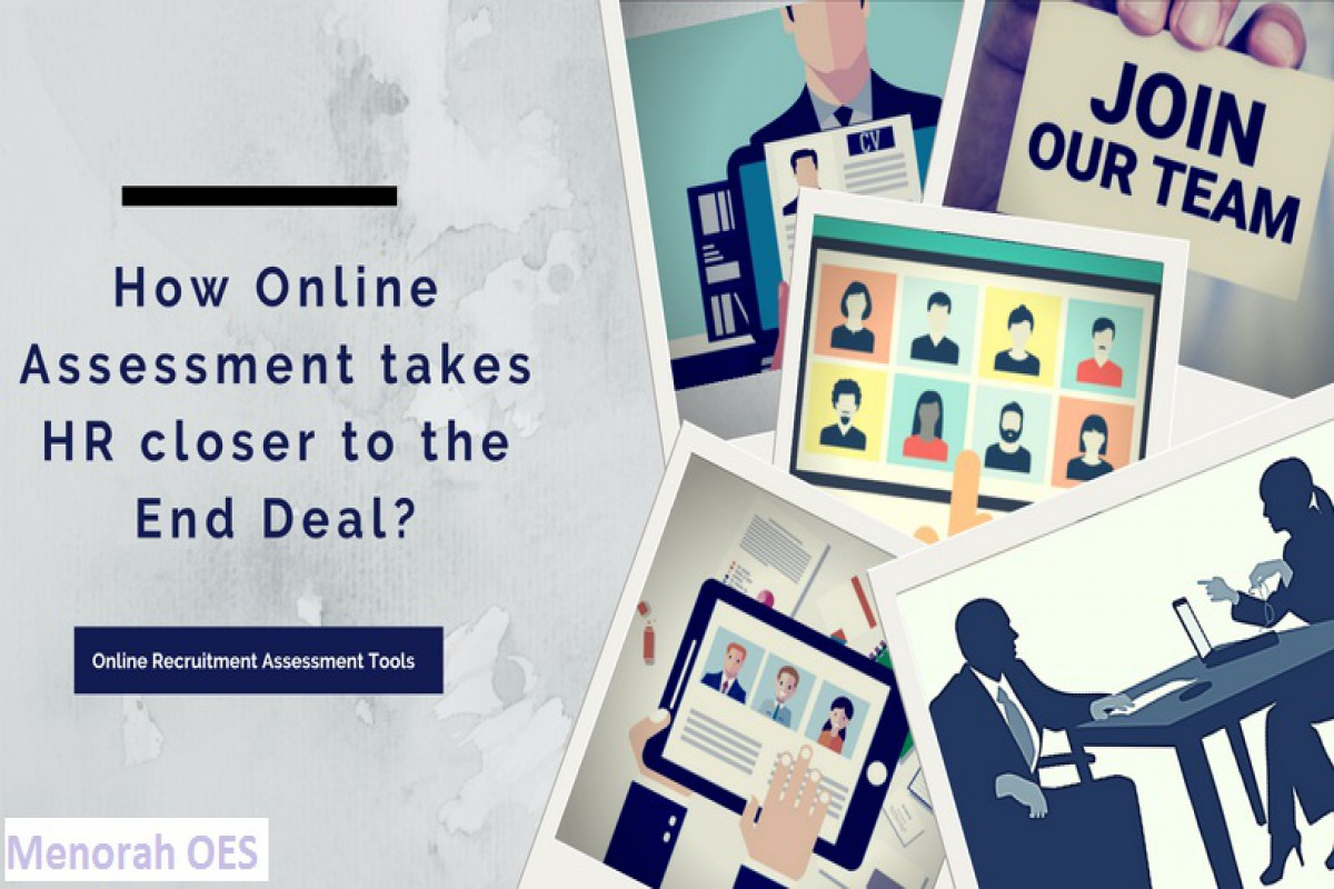 You're hired! – How Online Assessment takes HR closer to the End Deal?