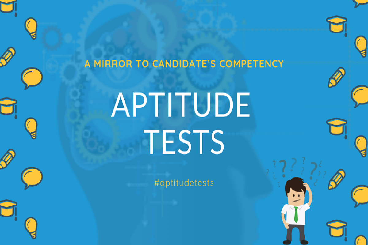Should Aptitude Tests be trusted in foretelling candidate's competency?